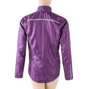 Damen Jacke Sensor Parachute violet 19100016, Sensor