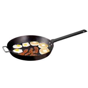 Holzfäller Stahl Pfanne Camp Chef 51 cm, Camp Chef