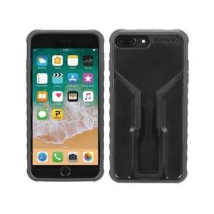 Hülle Topeak RIDECASE für iPhone 6 Plus, 6s Plus, 7 Plus, 8 Plus schwarz/grau 2019, Topeak
