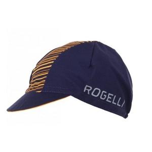 Sport- Cap Rogelli RITMO, blau und orange 009.951., Rogelli