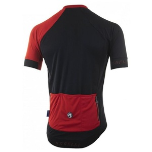 Radsport Dress RogelliCONTENTO von glatt material, black/red 001.084., Rogelli