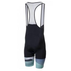 Zyklokraten Rogelli ARTE mit gel futter, schwarz/blau 002.267., Rogelli