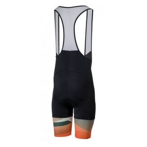 Zyklokraten Rogelli ARTE mit gel futter, schwarz-orange 002.268., Rogelli