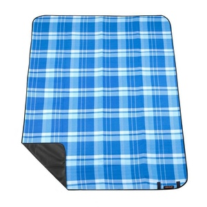 Picknick Decke mit Gurt Spokey PICNIC MOOR, Spokey