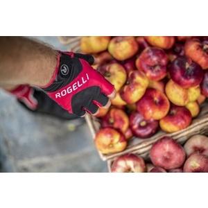 Radsport Handschuhe Rogelli ARIOS, rot 006.002., Rogelli