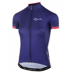 Damen Radsport Dress Rogelli PRIDE mit kurz Ärmeln a schneiden  Körper, blau-pink 010.171., Rogelli