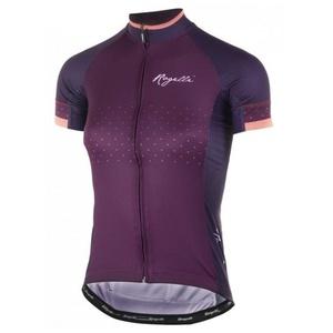Damen Radsport Dress Rogelli PRIDE mit kurz Ärmeln a schneiden  Körper, weinrot 010.172., Rogelli