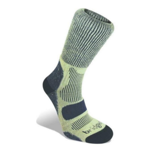 Socken Bridgedale Hike Lightweight Cotton Cool Comfort Boot indigo/464, bridgedale