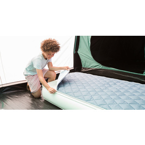 Matratzen Coleman Insulated Topper Airbed Single, Coleman