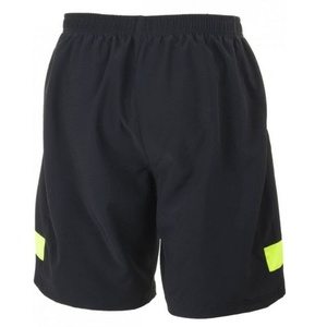 Bewegungsfreie Lauf Shorts Rogelli GRAVITY, schwarz-reflektierende yellow 830.742, Rogelli
