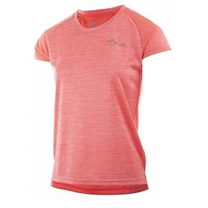 Damen funktionell T-Shirt Rogelli JOY, rosa höhepunkte, Rogelli