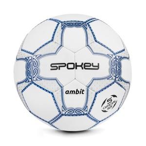 Spokey AMBIT fußball Ball weiß-silber Grösse. 5