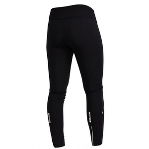 Lauf Hose Salming Thermal Wind Tights Women Black, Salming