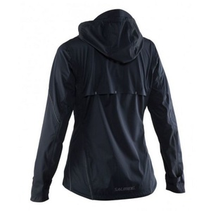 Jacke Salming Abisko Rain Jacket Women Black, Salming