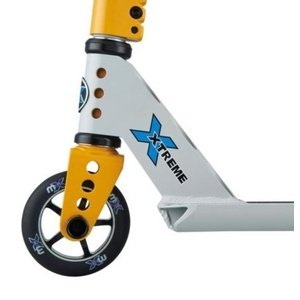 Scooter Micro TRIXX Grey Yellow 2.0, Micro