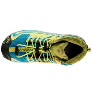 Schuhe La Sportiva Falkon GTX Blau / Sulphur, La Sportiva