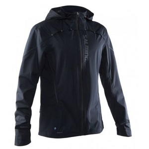 Jacke Salming Abisko Rain Jacket Men Black, Salming