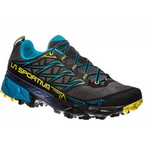 Schuhe La Sportiva Akyra Carbon / Tropic blue, La Sportiva