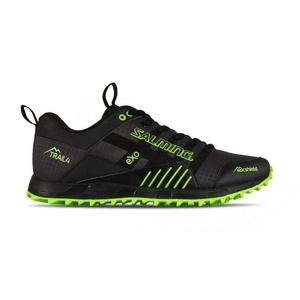 Schuhe Salming Trail T4 Shoe Women Geschmiedet Eisen / Black, Salming
