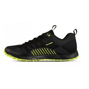 Schuhe Salming Trail T4 Men Black / Sicherheit Yellow, Salming