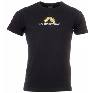 Herren T-Shirt La Sportiva Schritt Tee Men black, La Sportiva