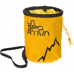 Beutel  Magnesium La Sportiva LSP Chalk Bag yellow, La Sportiva