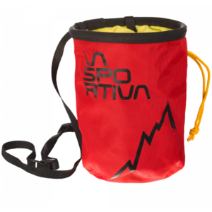 Beutel  Magnesium La Sportiva LSP Chalk Bag red, La Sportiva