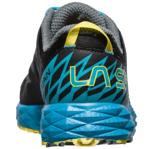 Schuhe La Sportiva Lycan schwarz / tropisch blue, La Sportiva