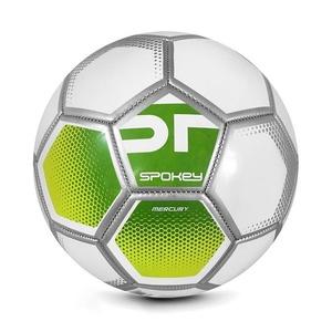 Spokey MERCURY Fußball Ball Grösse. 5 grau-grün