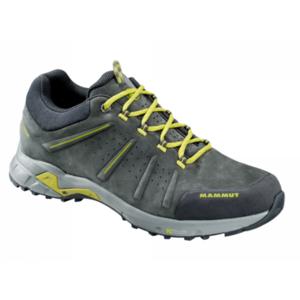 Schuhe Mammut vermitteln Low GTX® Men graphit-dunkel Zitrone, Mammut
