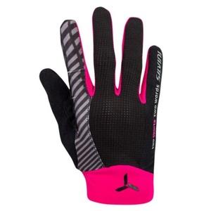 Damen Handschuhe Silvini Team WA1415 black, Silvini