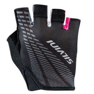 Damen Handschuhe Silvini Team WA1414 black, Silvini