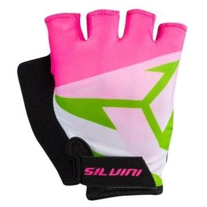 Kinder Rad- Handschuhe Silvini Ose CA1437 Pink, Silvini