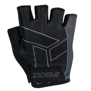 Herren Handschuhe Silvini Liro MA1444 black, Silvini