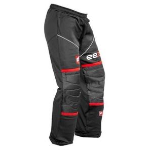 Torwart Hose FREEZ Z-80 GOALIE PANT BLACK/RED Junior, Freez