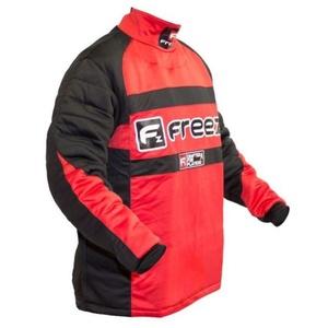 Torwart Dress FREEZ Z-80 GOALIE SHIRT BLACK/RED Junior, Freez