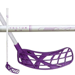 Floorball Stock EXEL VECTOR WEISS 3.4 87 ROUND SB, Oxdog