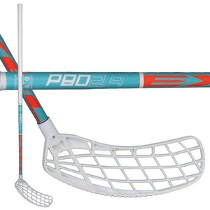 Floorball Stock EXEL P80 TURQUOISE 2.9 98 OVAL MB, Oxdog