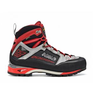 Schuhe Asolo Freney Mid GV MM black/silver, Asolo