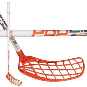 Floorball Stock EXEL P60 WEISS 2.6 101 OVAL MB, Exel