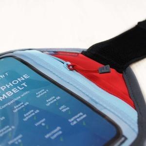 Hülle  Handy Raidlight Smartphone Armbelt L Red Light, Raidlight