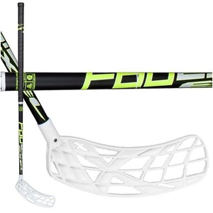 Floorball Stock EXEL F60 BLACK 2.6 103 ROUND MB, Exel
