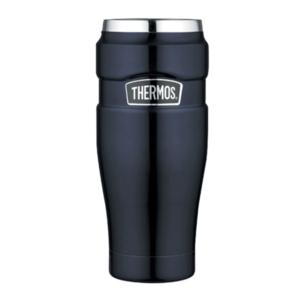 Wasserdichte Thermotasse Thermos Style dark  blue 160020, Thermos