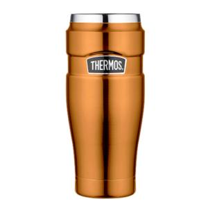 Wasserdichte Thermotasse Thermos Style Kupfer- 160024, Thermos