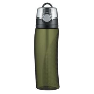 Feuchtigkeits- Flasche mit Zähler Thermos Sport olive green 320010, Thermos