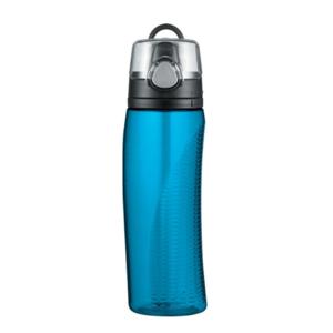 Feuchtigkeits- Flasche mit Zähler Thermos Sport light blue 320011, Thermos