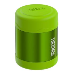 Kinder Thermosflasche  Lebensmittel Thermos FUNtainer kalk 123017, Thermos
