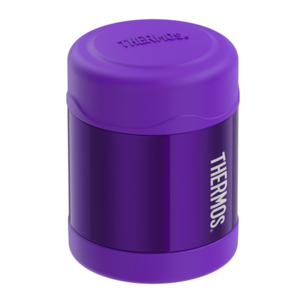 Kinder Thermosflasche  Lebensmittel Thermos FUNtainer violet 123016, Thermos