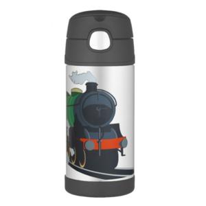 Kinder Thermosflasche mit mit einem strohhalm Thermos Funtainer trainieren, Thermos