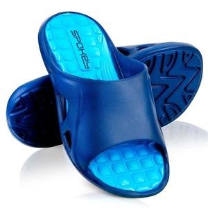 Spokey LIDO Clogs Men blue, Spokey